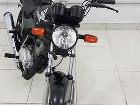 Honda Fan 125 Ks Preta 2013/2013