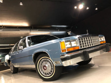 Ford Marquis Ltd Crown Victoria 1983 Excelente!!