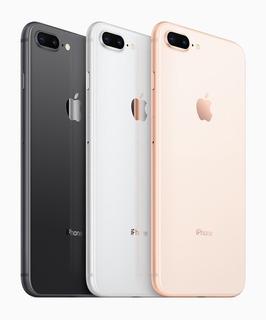 Apple iPhone 8 Plus 256gb 4k Lte Liberado Sellada Garantias
