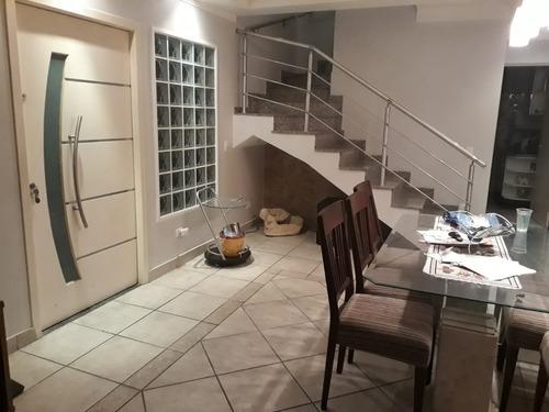 Sobrado Vila Ema 3 Dorms, 1 Suíte, 2 Vagas Próx. Ao Monotrilho São Lucas - 3300 Lpp - 69016150