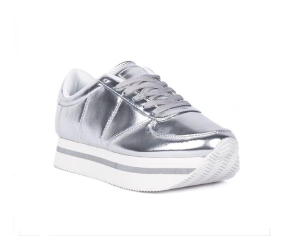 Zapatos Deportivos Mujer Aishop Planaforma