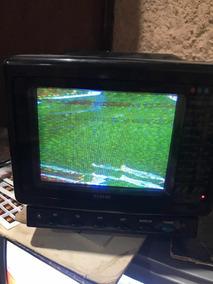 Tv Portatil Cce Com Defeito
