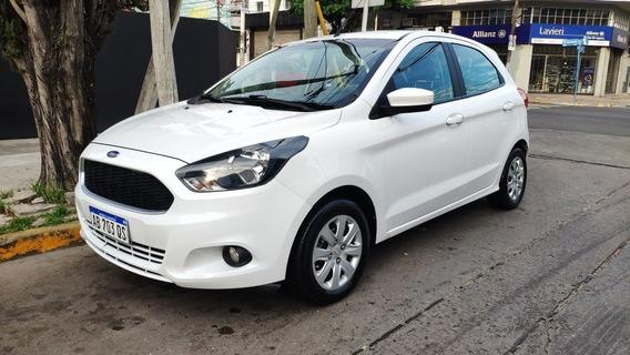 Ford Ka 1.5 Se 5 P 2018 Muy Bueno Oportunidad !!!!!