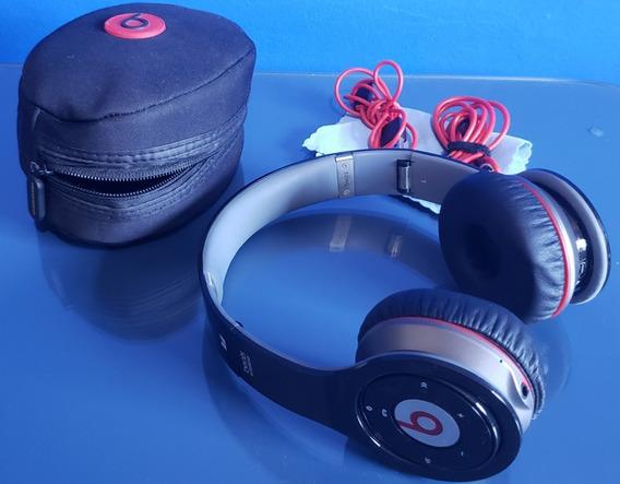Headphone Beats Studio Wireless Preto Semi-novo