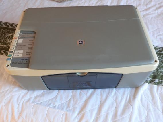 Impressora Com Scanner Hp Psc 1410 All-in-one