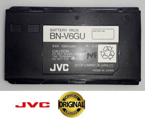 Bateria Para Filmadora Jvc Bn-v6gu Original Raridade.