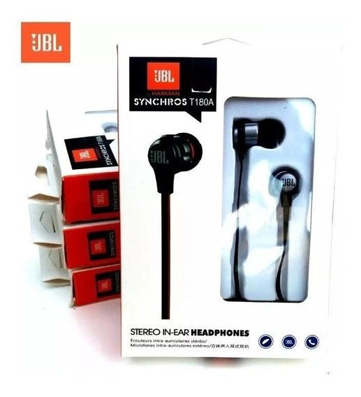 Fones De Ouvido - Jbl Com Microfone - Novo