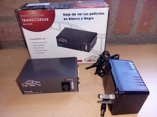Transcoder Pinnacles Home 2142