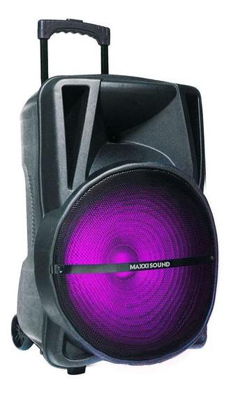 Caixa De Som Taurusbox 500w Maxxi Sound - Bivolt