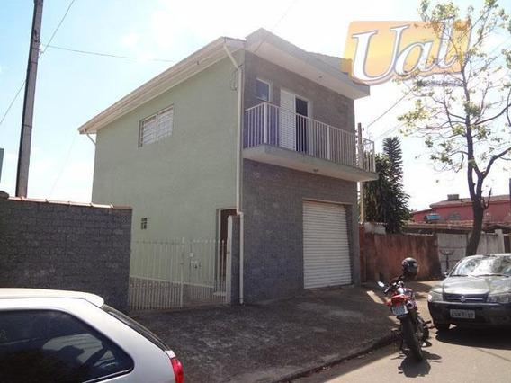 Casa Residencial À Venda, Jardim Das Cerejeiras, Atibaia. - Ca0816