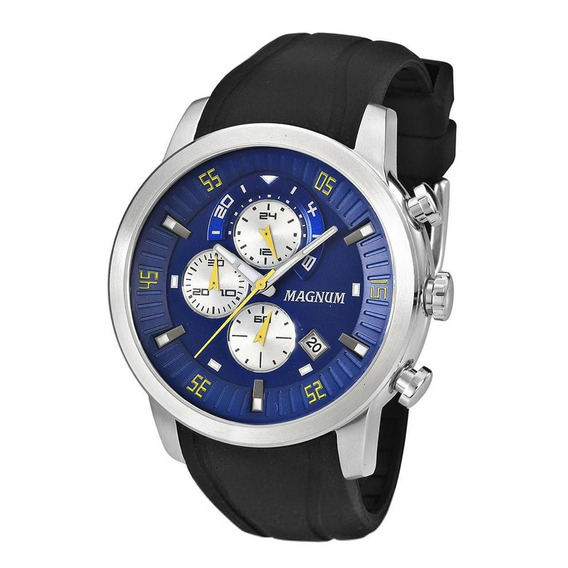 Relógio Magnum Racing Quartz Masculino