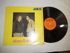 Lp Vinil - Diano E Diego - 1981 - Sertanejo