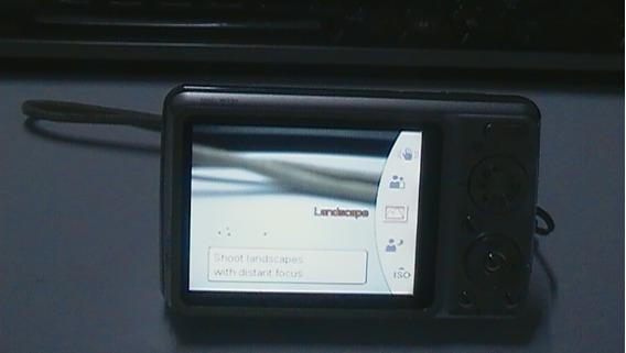 Camera Fotográfica Sony Cybershot Dsc-w210