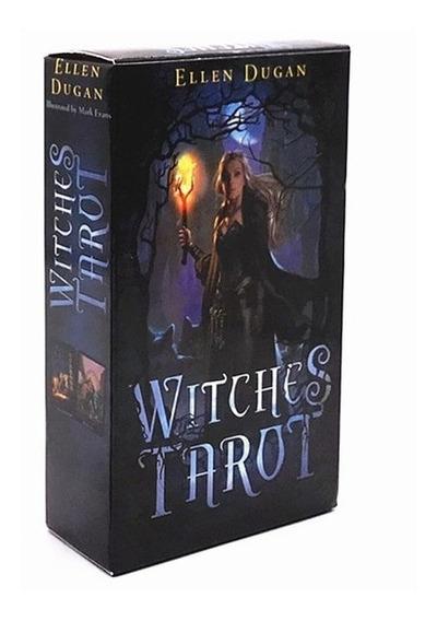 Witches Tarot / Tarot Da Bruxa / Tarô Da Bruxa