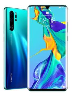 Huawei P30 Pro 256gb+8gb Color Verde Aurora Dual Sim Nuevo Sellado Telcel