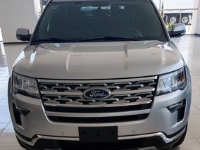 Ford Explorer 3.5 Limited At 2019