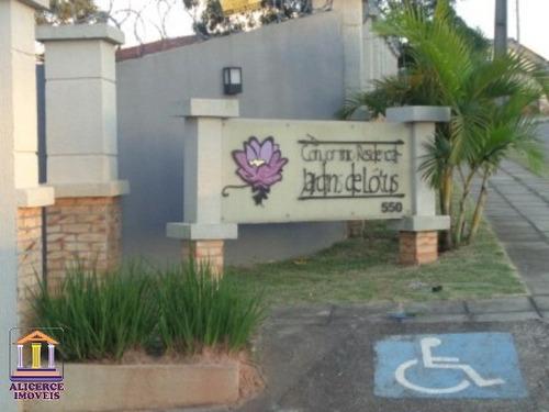 Casa Com Três Dormitórios No Condomínio  Jardim De Lotus Em Araucária. - C-711 - 33509989