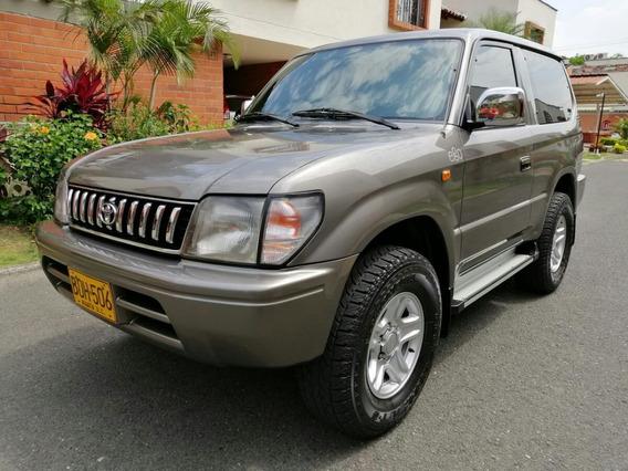 Toyota Prado Zumo Full Equipo 2004