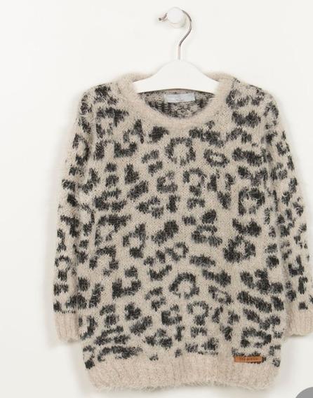 Sweater Mimo Animal Prink