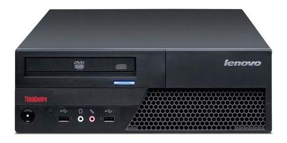 Cpu Lenovo Core 2 Duo 2,9 Ghz 2gb Ddr3 Hd 80gb Computador