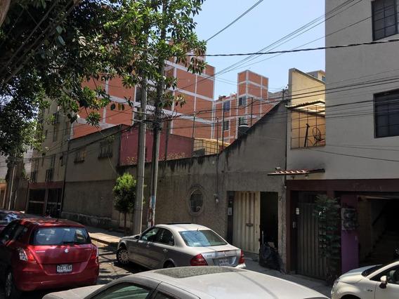 Oportunidad Terreno En Rio Mixcoac Excelente Ubicación