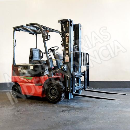 Autoelevador Electrico Heli 1800 Kg Cpd18 Desplazador 0km