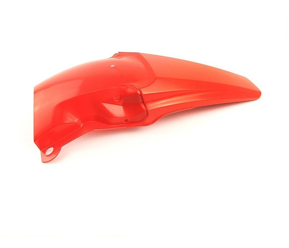 Paralama Traseiro Crf 450 05-08 Vermelho - Wrp