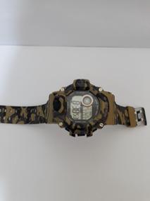 Relógio Masculino Barato Camuflado Promoção
