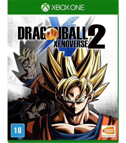 Imagem 1 de 6 de Jogo Dragon Ball Xenoverse 2 Xbox One Novo