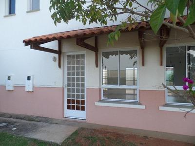 Casa Com 2 Dormitórios Para Alugar, 69 M² Por R$ 1.000/mês - Jardim Interlagos - Hortolândia/sp - Ca1708