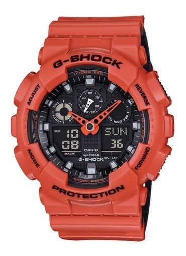 Relógio Casio G-shock Ga-100l-4adr