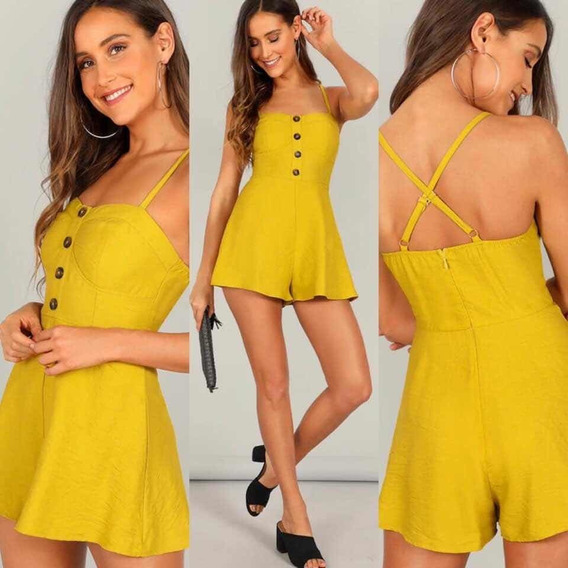 Jumper Amarillo