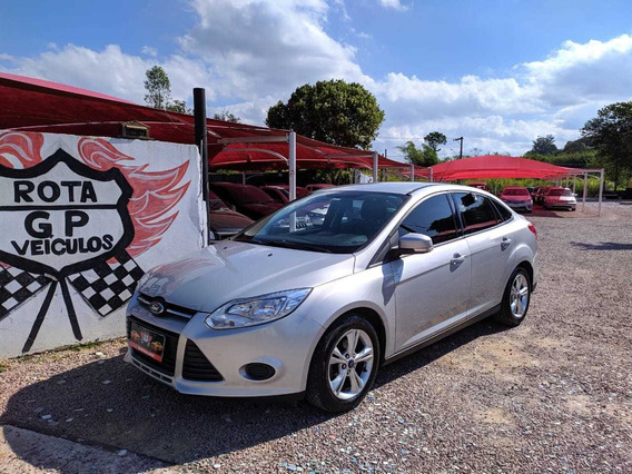 Ford Focus 2.0 S Sedan 16v Flex 4p Powershift - 2015