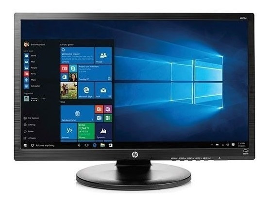 Monitor Hp 22 Ips Led 1020x1080 Preto, V225hz Produto Ind