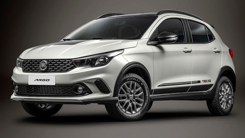 Fiat Argo Trekking 1.3   2021 0km   Zucchino Motors