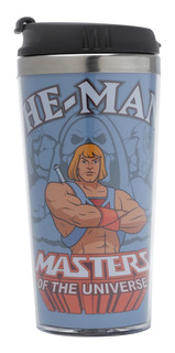 Copo Viagem Masters Of The Universe He Man 500ml Urban 41822