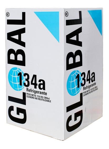 Gas Refrigerante R-134a, Para Aire Acondicionado