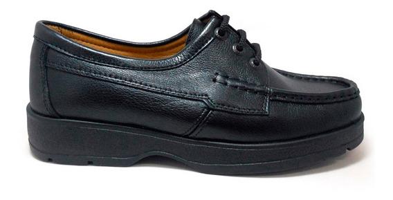 Zapato Acordonado Hombre Suela Alta Pursan