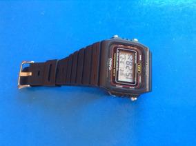 Relogio Casio Dw 260 Anos 80 Super Conservado !