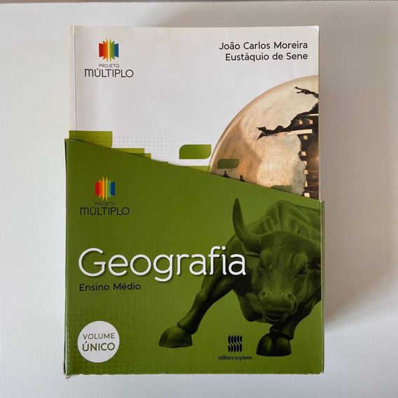 Box Geografia Ensino Médio, Projeto Múltiplo