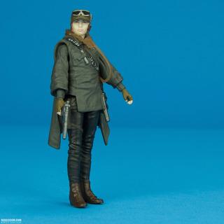 Star Wars - Rogue One - Sergeant Jyn Erso - Loose Hasbro
