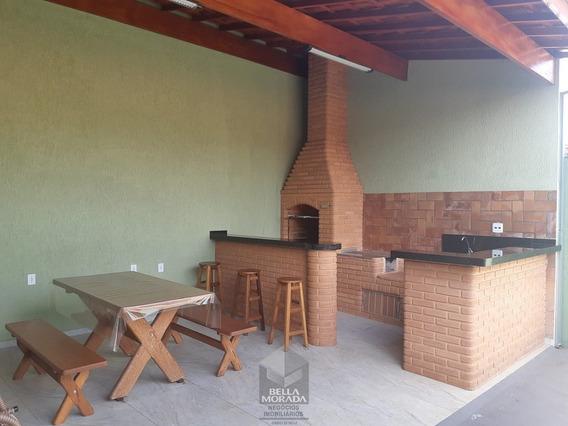 Casa À Venda No Jardim Santa Adélia Em Limeira, Sp - Ca-711-1