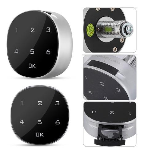 Tela Sensível Ao Toque Digital Senha Eletrônica Codificada P