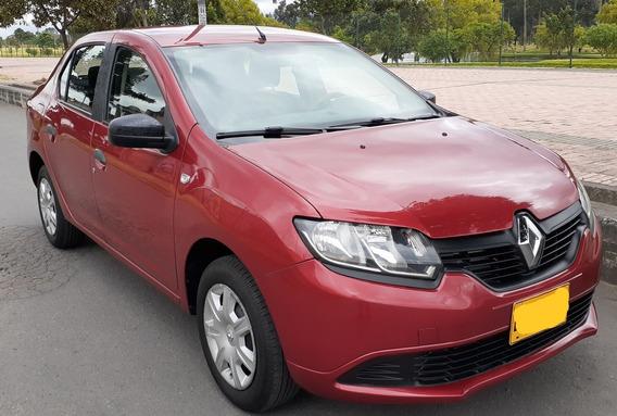 Renault Logan Motor 1.600 Rojo Fuego 4 Puertas