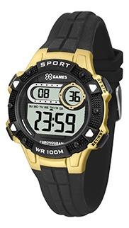 Relógio X-games Xkppd061-bxpx Preto