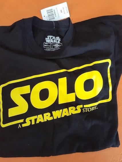 Remera Star Wars Original Importada Talle Sm