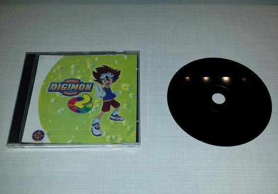 Digimon 2 Midia Preta Patch Ps1,ps2 E Ps3
