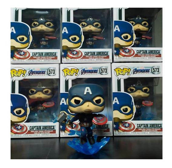 Funko Pop Marvel Captain America Avergers Endgame