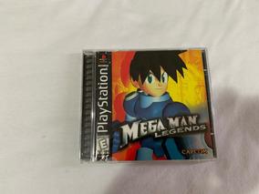 Mega Man Legends Ps1 Completo Americano - No Estado