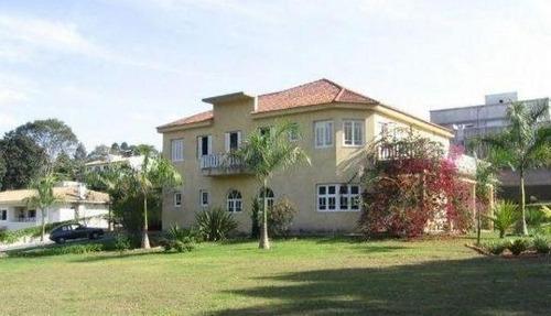 Casa Com 5 Dormitórios Suítes À Venda, 800 M² Por R$ 3.250.000 - Jardim Mediterrâneo - Cotia/sp - Ca0677